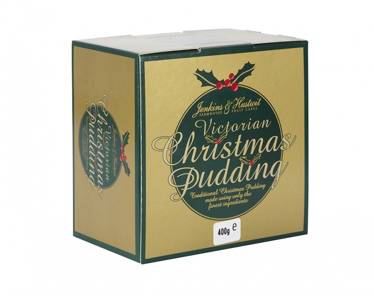 Victorian Christmas Pudding 400g Jenkins Amp Hustwit