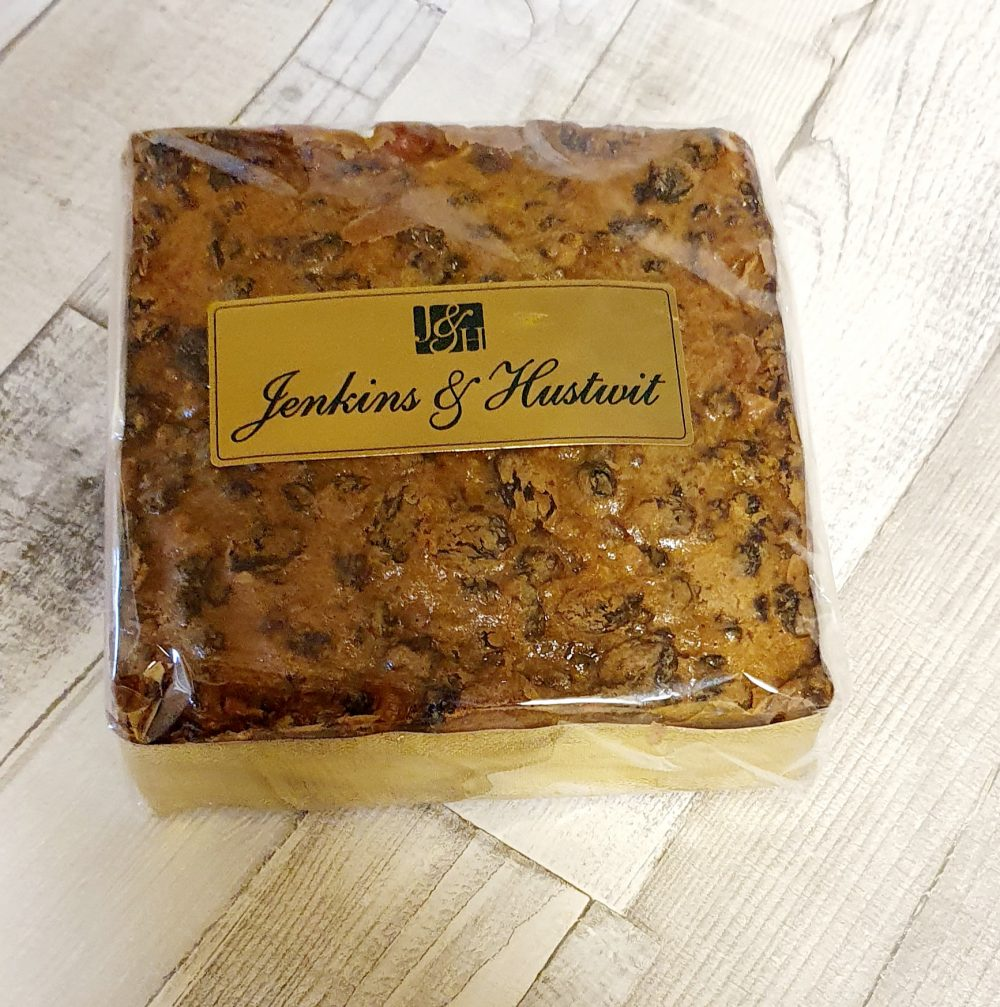 Rich Fruit Cake 6 Inch Square