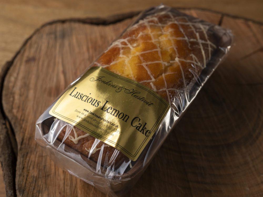 luscious lemon loaf cake