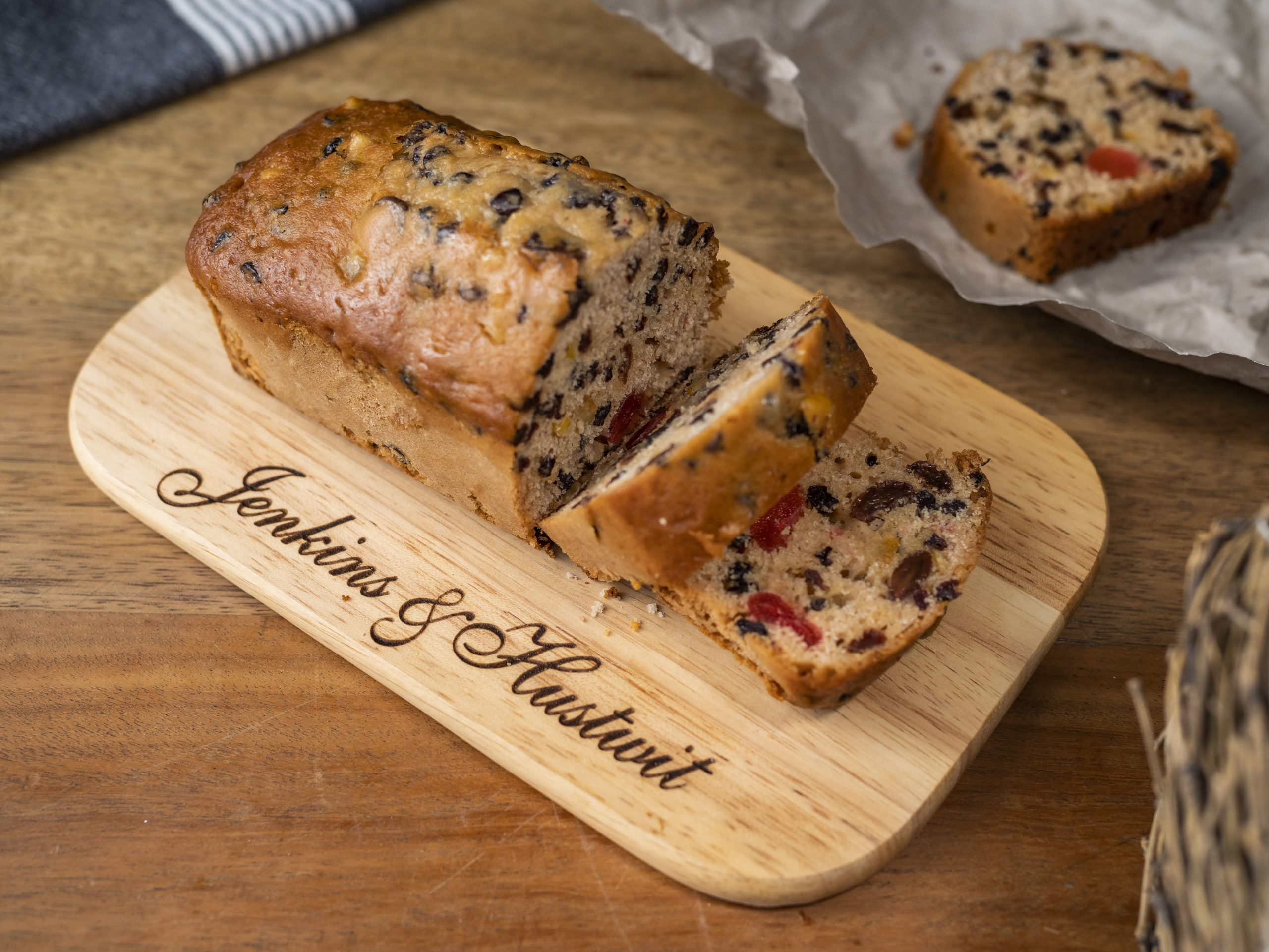 Tea Loaf Cake Jenkins Hustwit